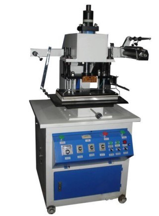 Tam-320 Cheap Plastics Hot Foil Stamping Machine for Rubber, Plastics, Leather, Wood