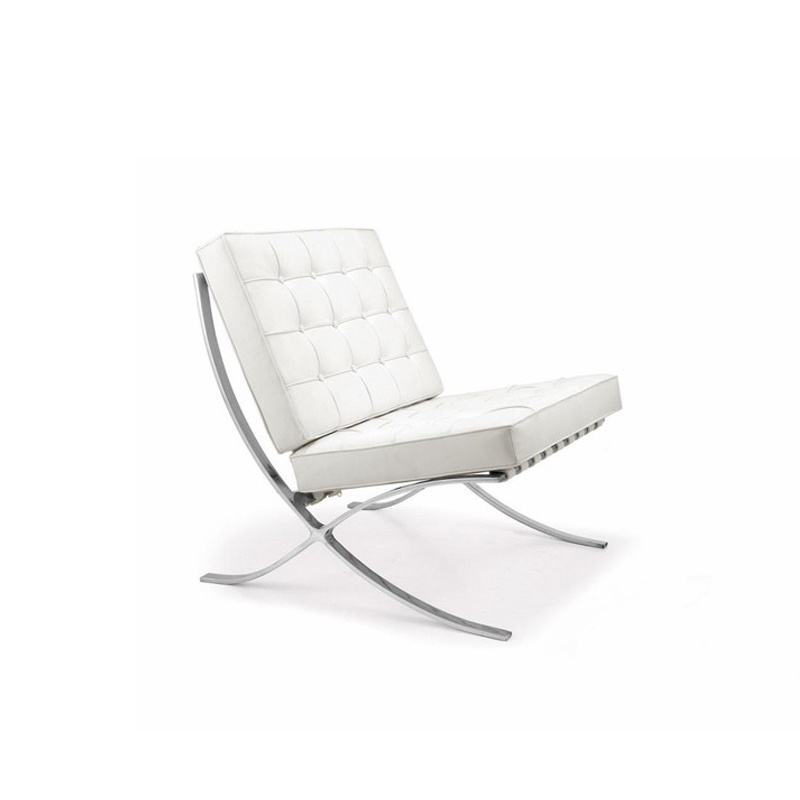 Modern Designer Barcelona Chaise Lounge Chair  sc 1 st  Zhongcun Furniture Co. Limited : chaise barcelona - Sectionals, Sofas & Couches