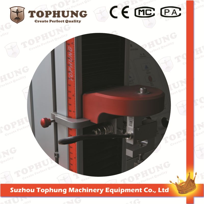 Resistance Tester Through Materials : China rubber material tensile resistance strength test