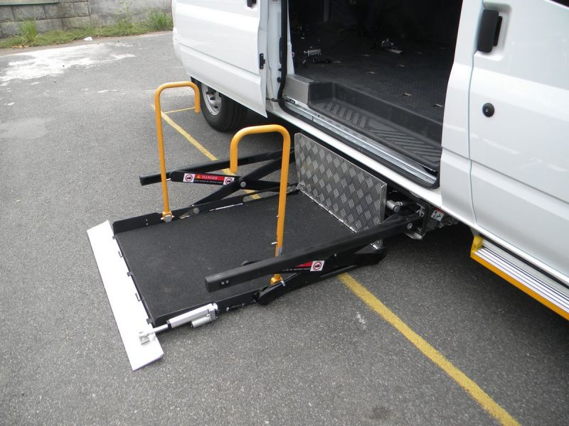 Hydraulic Wheelchair Lifts For Vans : China ce scissor and hydraulic wheelchair lift for van
