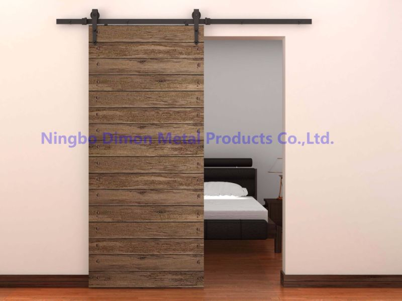 Wood Sliding Door Hardware (DM-SDU 7204)