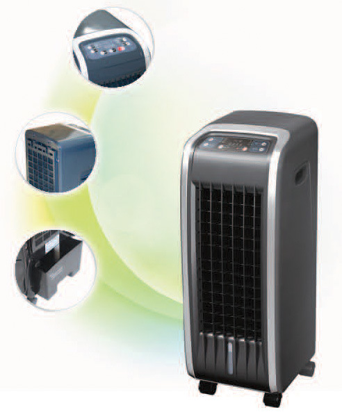 GAC-300c Air Cooler /Heater /Purifier /Humidifier