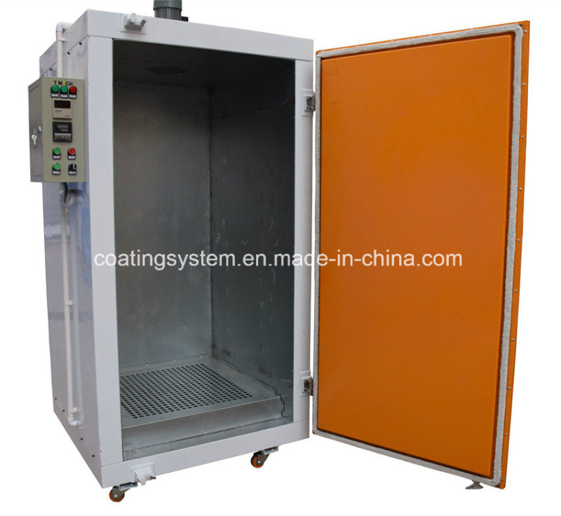 China high quality batch powder coating curing oven for for Paint curing oven
