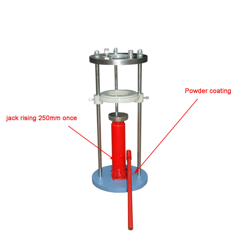 multifunctional sample extruder sample extruder
