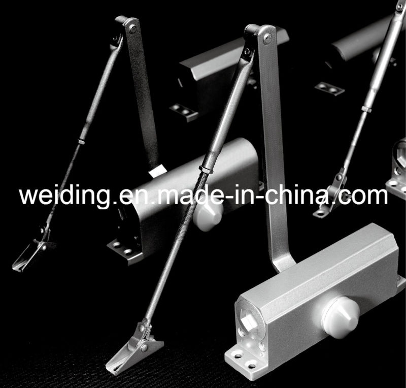 china cheap price alunimiun residential door closer for wood