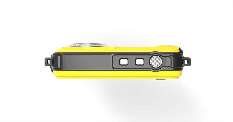 DSC Wp01 Camera Water-Resistant Dual-Screen HD 16X Digital Zoom with 24 Mega Pixels