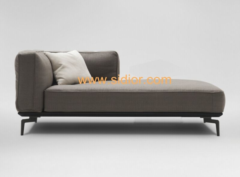 (CL-6629L) Classic Villa Hotel Room Furniture Fabric Leisure Sleeping Lounge