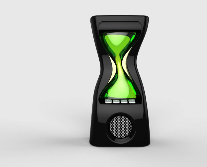 High Power Passive Bass Upflow Sand Mini Speaker