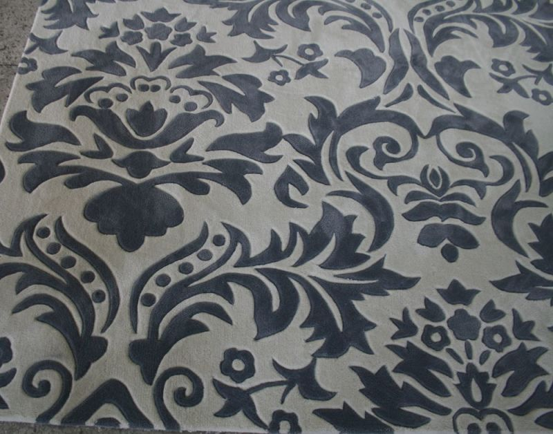 China wool carpets wall to wall china hand tufted rug for Wool carpet wall to wall