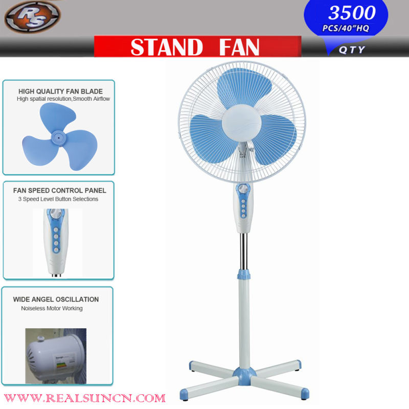 Pedestal Fans In Factory : China high quality inch electrical stand fan oem factory