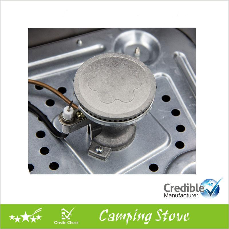 Cocina de gas solo quemador port til made in china for Cocina de gas portatil