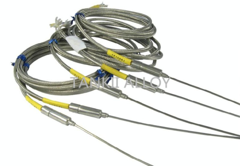 Type Jx Thermocouple Extension Cable : China high temperature wire silica fiberglass