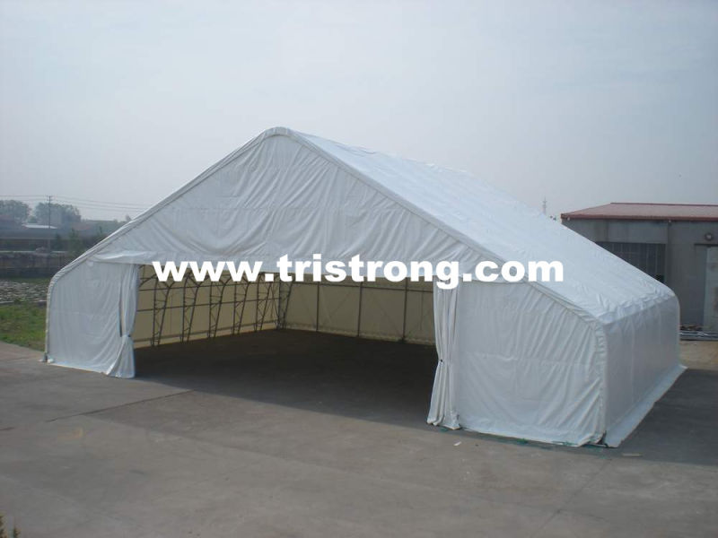 Industrial Temporary Shelters : Super large industrial warehouse temporary workshop tsu