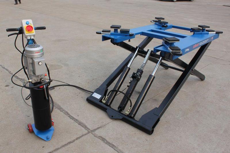 Mini Hydraulic Scissor Lift : China portable mini auto jacks hydraulic scissor car lift