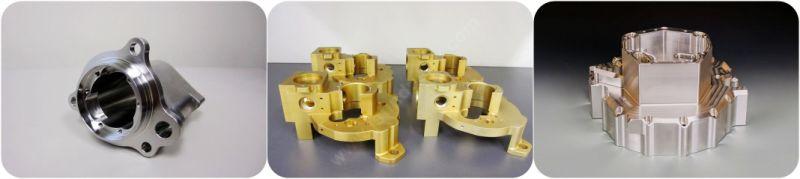 Aluminum Machining CNC Machine Parts