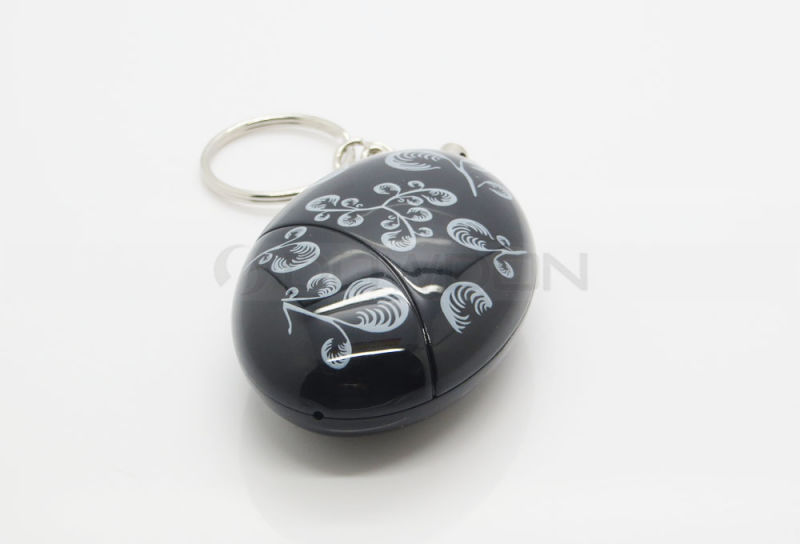 China 130db Outside Camping Personal Protection Alarm