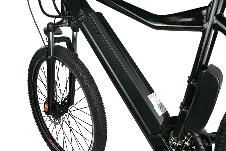 Electric Dirt Bike Lithium Battery Inside The Frame