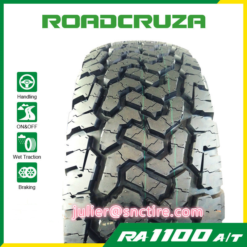 All Terrain SUV Tire with Ra1100 Roadcruza