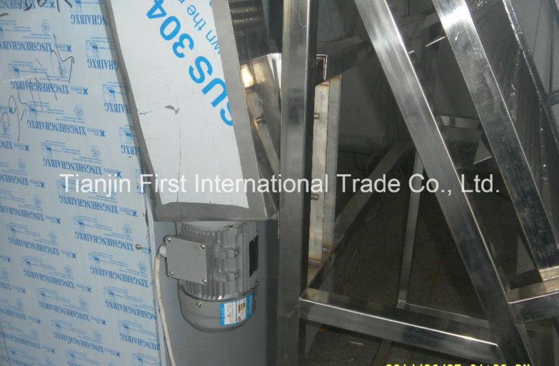 Refrigeración de congelación rápida IQF Congelador rápido congelado