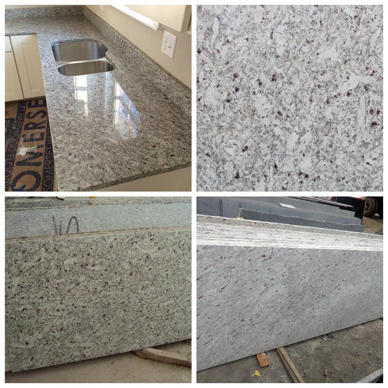 Top Quality Moon White Granite Kitchen Countertops