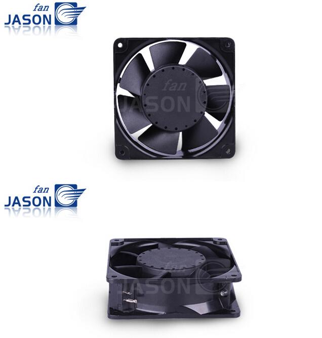 120mm Plastic Blade AC Axial Fan (FJ12032AB)
