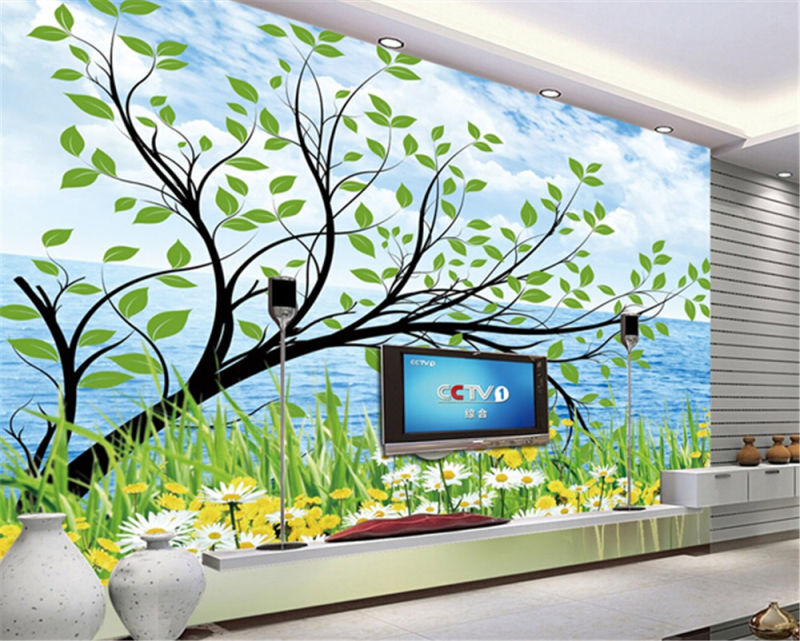 China Beautiful Wall Paper For Home Decoration China Innovative Wall Paper Most Papular
