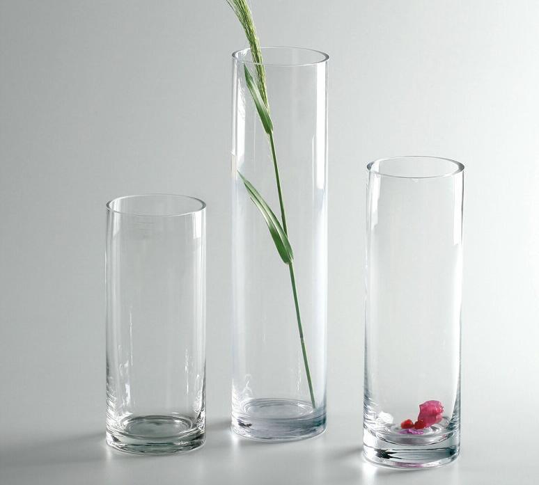 China Clear Plastic Vase Decoration Vase Acrylic Vase China