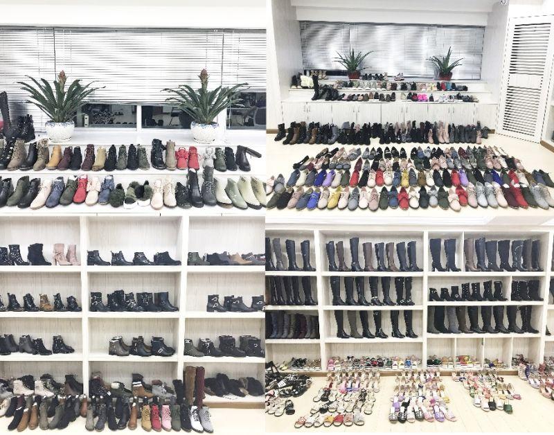 2018 Women Flat Sandal for Fashion Lady (FSA 101)
