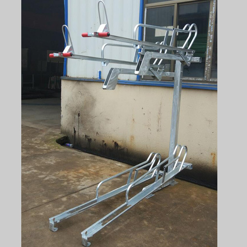 Two Tier/Double Decker Bike Rack