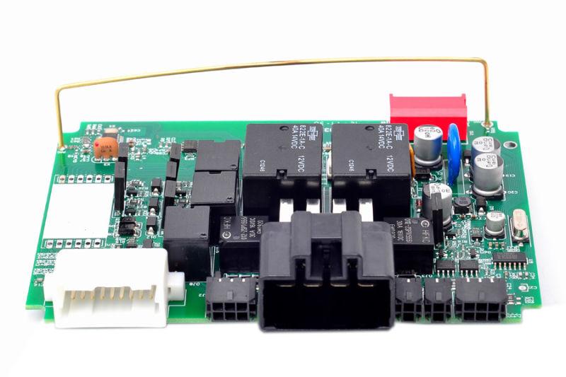 Specialized/Universal Pke RFID Keyless Go Car Alarm System