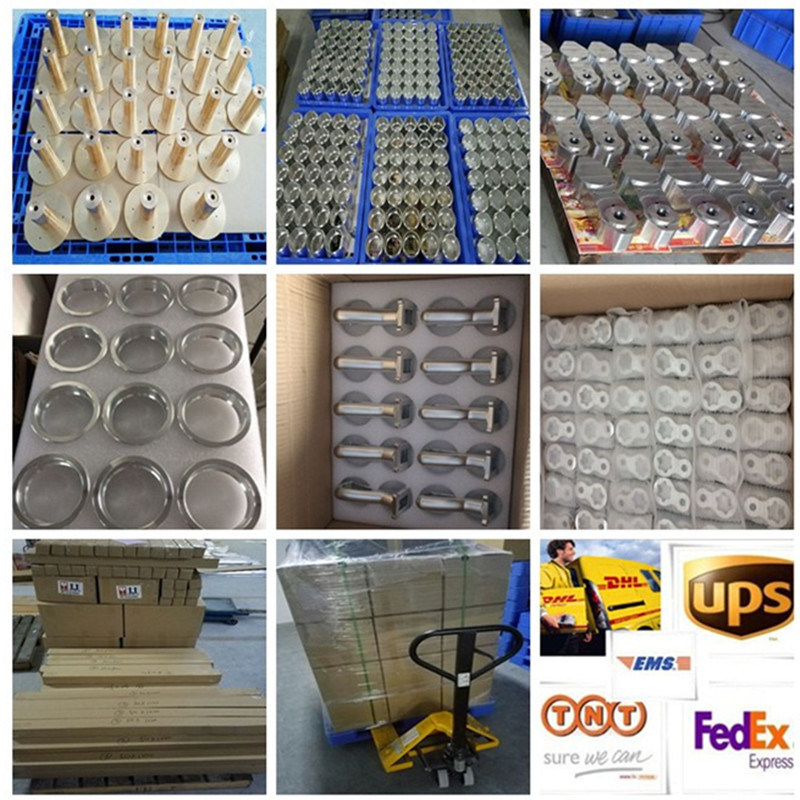 Custom Precision Brass Part High Quality CNC Machining Part
