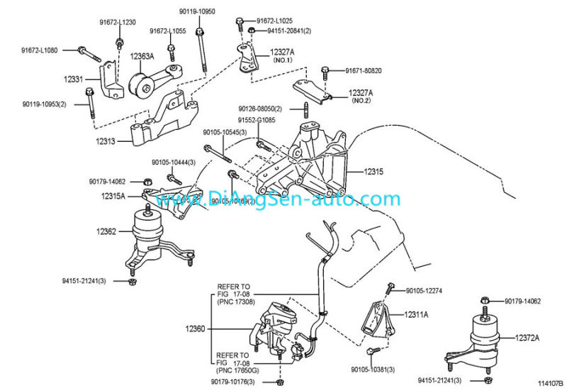 2012 toyota camry engine design