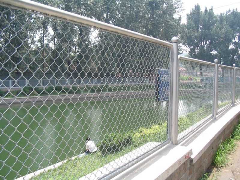 Chain Link Fence (wire mesh)