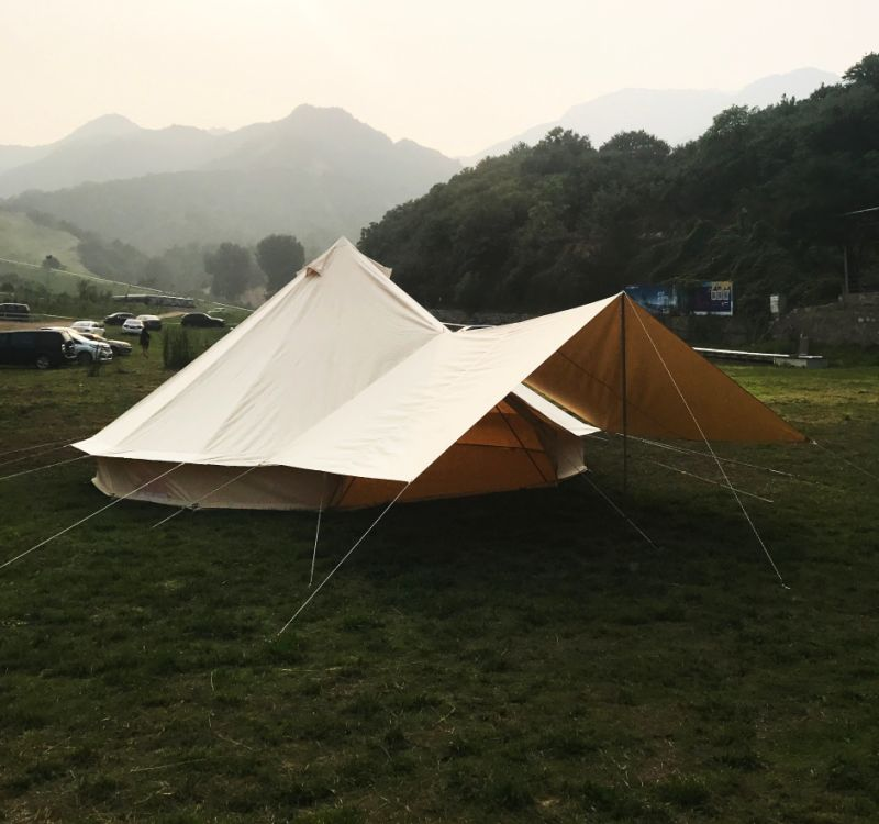 China Whole Cing Supplies 5 5m Biggest Family Tent Bell & Largest Family Tent Made - Best Tent 2018