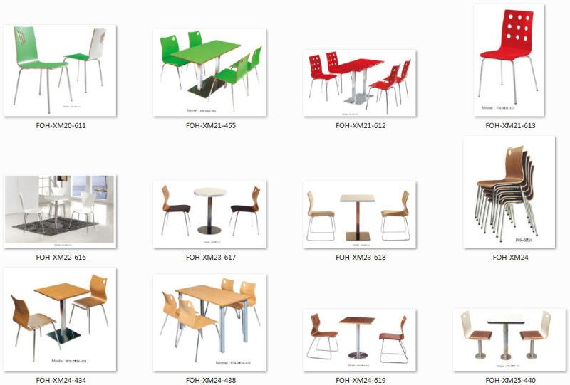 vente en gros de table et chaise de meubles de restaurants fast ... - Chaise Et Table De Restaurant