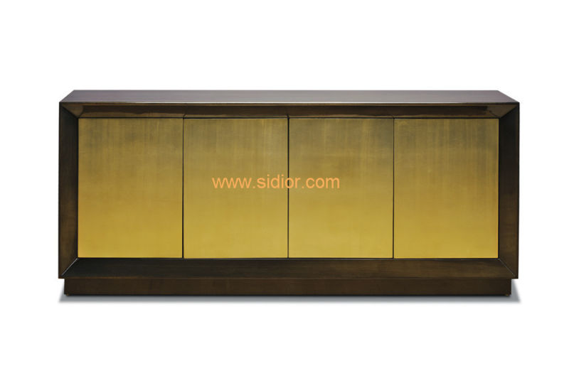 (CL-7714) Luxury Hotel Restaurant Villa Lobby Furniture Wooden Console Table