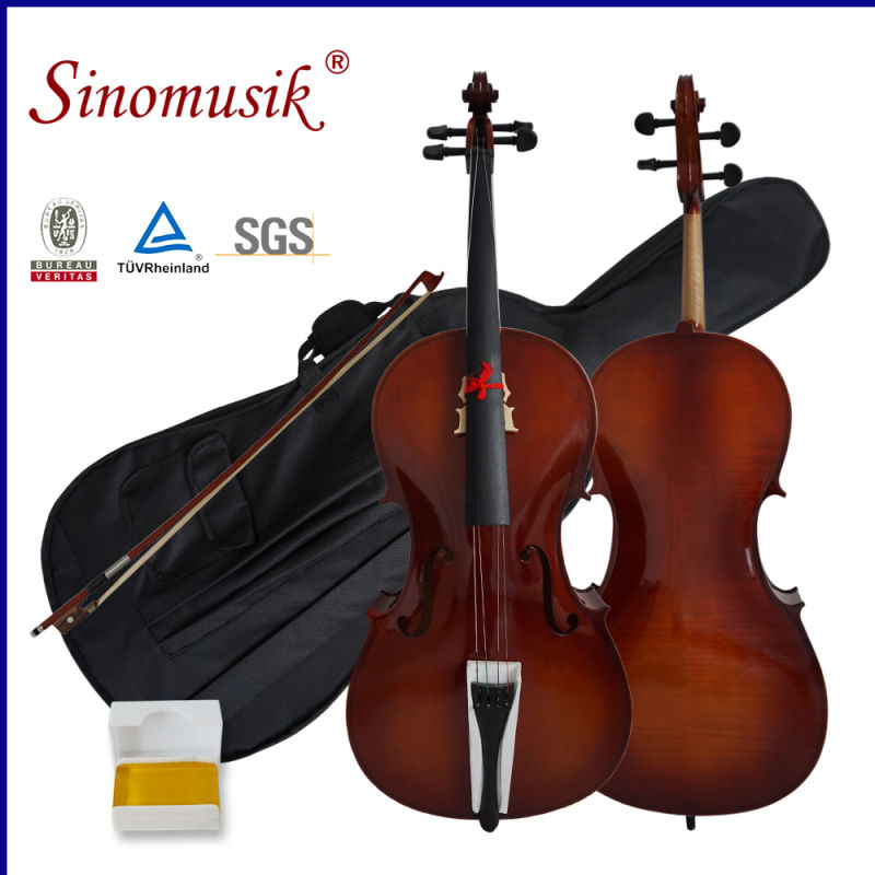 Cello instrument parts