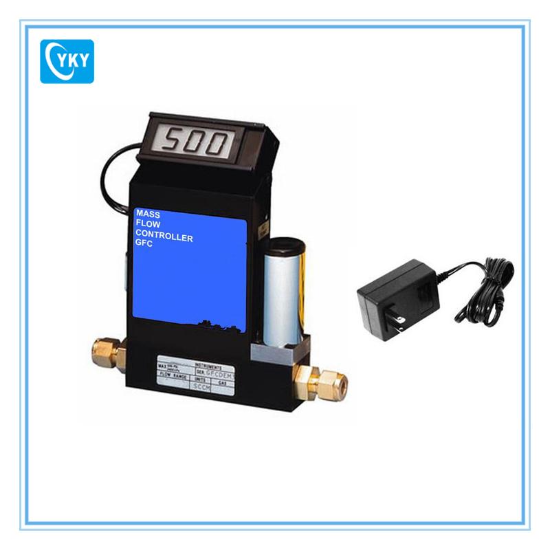 Precision Digital Gas Mass Flow Indicator Controller Flow Meter Controller