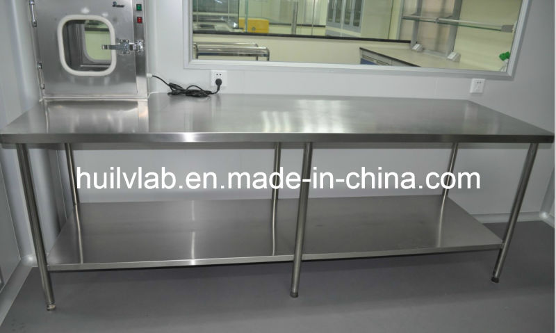 China High Quality New Food Testing Laboratory Stainless
