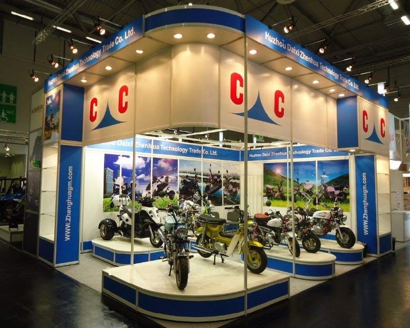 Exhibition Booth Hs Code : China special design aluminum octanorm exhibition booth