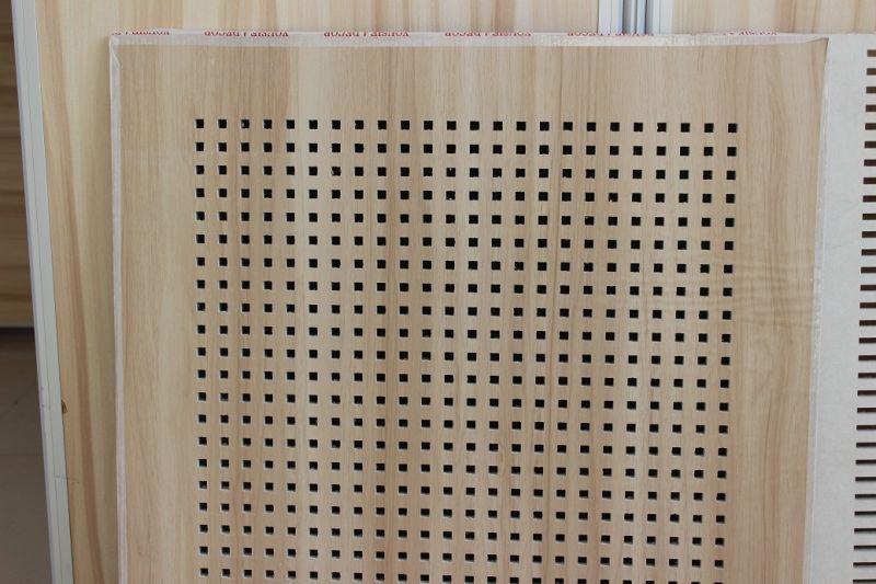 Sound Absorbing Gypsum Board : 音 吸収pvc gypsum board mm