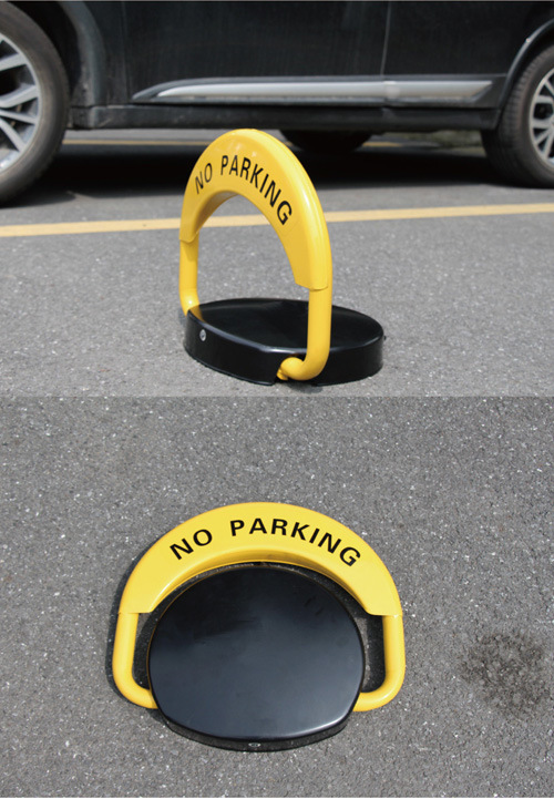 Automatic IP67 Remote Control Parking Space Barrier