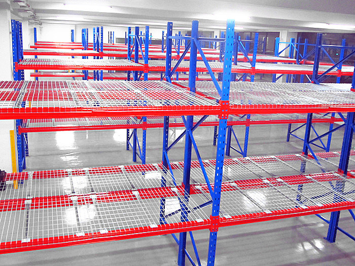 Great Wire Grates For Warehouse Racking Ideas - Electrical Circuit ...