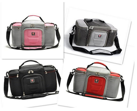 Wholesale Cheap Custom Gym Cooler Bag 6 Pack Fitness Lunch Ice