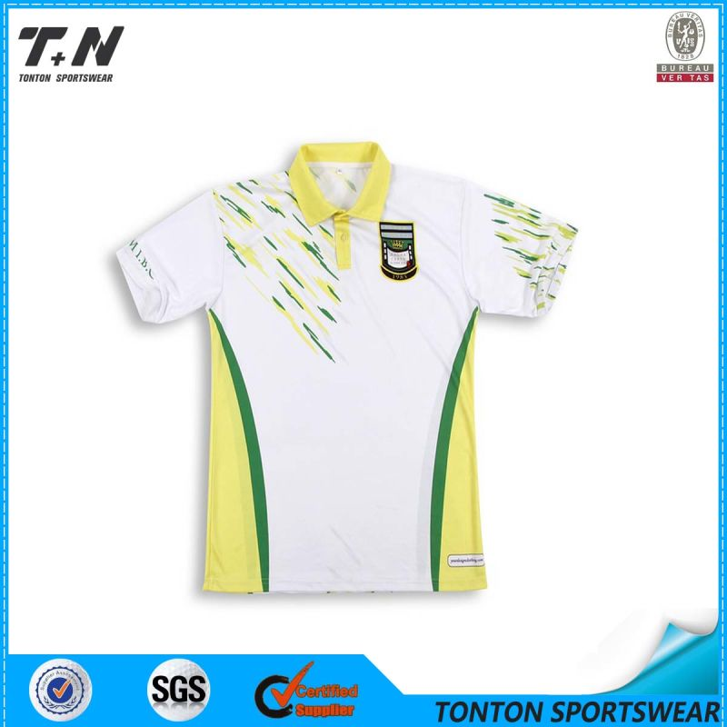 2016 wholesale fashion sublimation polo shirts 2016 for Wholesale polo style shirts