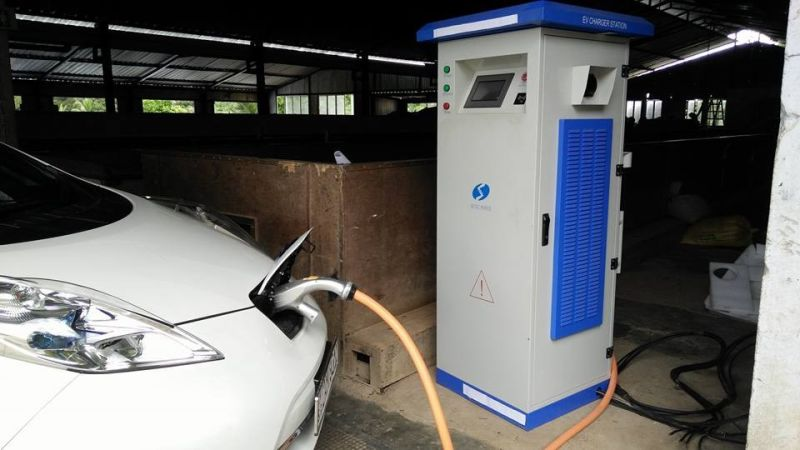 china electric vehicle charging station Development of car charging station/pile industry in china, including analysis of 5-year planning for construction of charging pile, particularly profit models and crowdfunding models of charging.