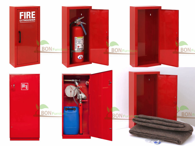 china metal fire fighting equipment cabinet/steel fire protection