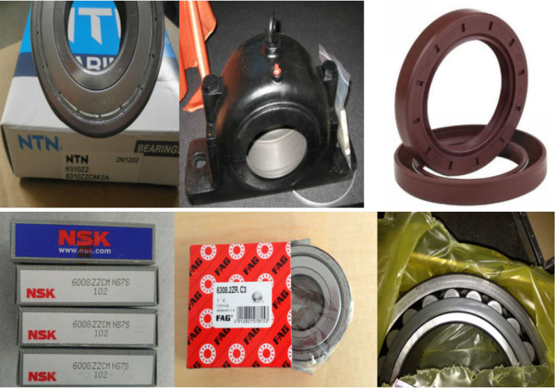 606 Deep Groove Ball Bearing with High Quality