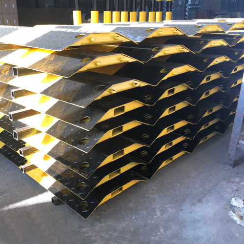 Metal    Traffic Flow Plate  Msh300