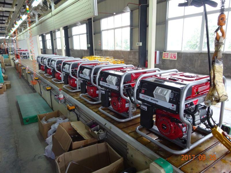 New Design 3kVA Gasoline Generator (GP3000)